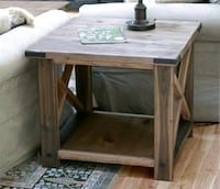 Custom Made X Console End Table Gastonia, 28056