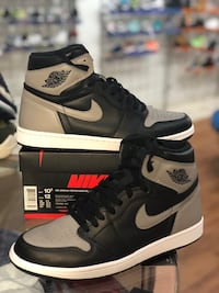 Shadow 1s size 10.5 Silver Spring, 20902