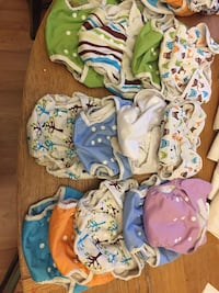 Complete Cloth Diaper System
