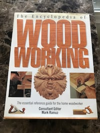 the encyclopedia of woodworking Lacey, 98516