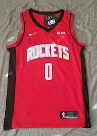 Houston Rockets Russell Westbrook NBA Jersey Chevy Chase, 20815