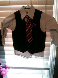 Dress shirt and tie 3t Overland, 63114
