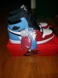 Jordan 1s Fearless size 9 Capitol Heights, 20743