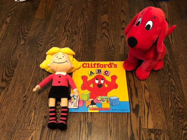 Brand New Book with toys