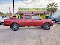 2004 Nissan Frontier Crew Cab for sale