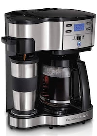 Hamilton Beach Coffee Machine