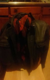 leather jacket Louisville, 40217