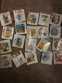1960s miniature kids books 1617 mi