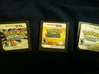 DS Pokemon Games Austin, 78725