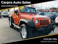 Jeep-Wrangler-2011 Chesapeake