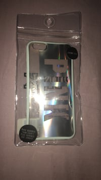 iPhone 6 and 6s case (Victoria secret pink)