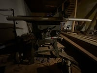 Porter cable saw table
