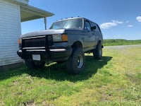 1990 Ford Bronco Remington