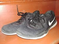 Pair of gray nike running shoes Towson, 21286