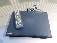 black Sony DVD player with remote London, N6E 2Z9