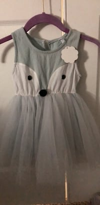 Dress Fox and tulle size 3t. Loganville, 17360