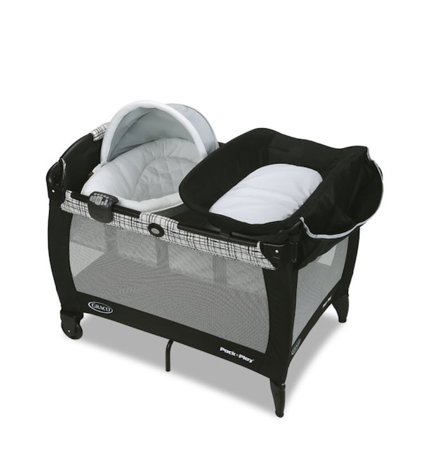 Brand New in a Box Graco Pack and Play Newborn Playard