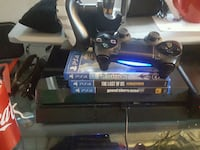 PS4, Controllers, Games, Chargers