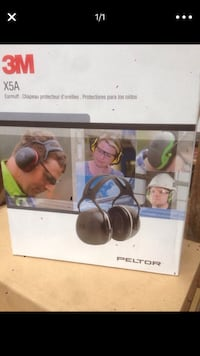 3m hearing protection Bellingham, 98229
