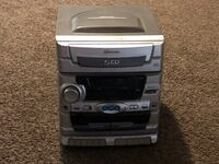 5 CD Changer - AM/FM Radio Phoenix, 85035