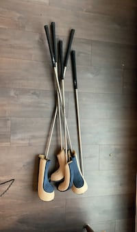 Golf Clubs 5x Woods Vancouver, V5K 2A1