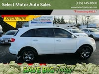 2008 Acura MDX SH AWD w/Sport w/RES 4dr SUV and Entertainment Package Lynnwood