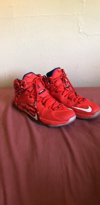 "Lebron 12 ""USA"" Ames, 50014"