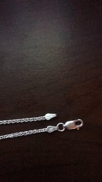 4mm silver box wheat necklace Clarksville, 47129