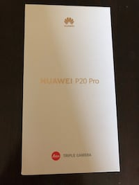 Huawei P20 Pro (Negotiable) Richmond Hill, L4C 8X6