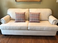 Off white couch  Leesburg