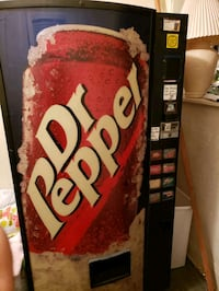 Dr.pepper machine