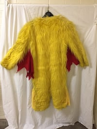 Vintage bird costume(adult sz) 40 km