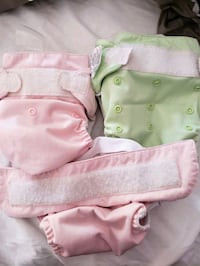 Bum genius pocket diapers Upper Marlboro, 20772
