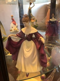 Royal Doulton figures limited edition .Price negotiable Laval, H7W 5N1