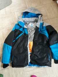 Firefox coat Size med but fits like a large Mount Pearl