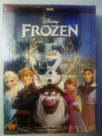 Frozen dvd new