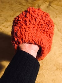 Very soft knitted hat