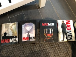 Mad Men DVD set