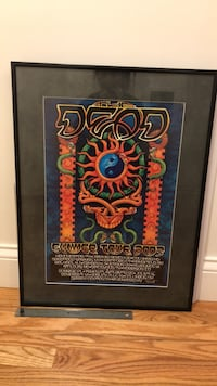 Rock Poster Widespread Panic Los Angeles, 90066