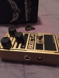 Bass pedal: Solid Gold fx Burnaby, V3N 4W7