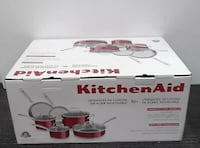 KitchenAid 10 Pc Candy Apple Red Vaughan, L4L 4A4