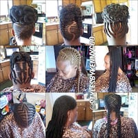 Cornrow Creations Covers #Alopecia  WILSON