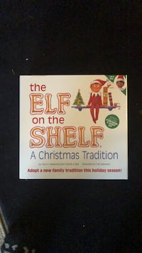 Elf on the shelf Clinton, 20735