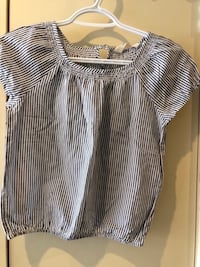 Brand New girls top size 8/9 Year old Vaughan, L4L 6A9