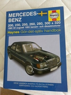Mercedes-Benz manual
