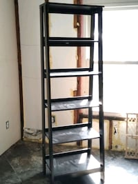 Ladder bookcase Struthers, 44471