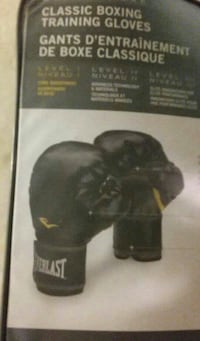 New Boxing Gloves