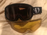 Electric snowboarding men's and women's goggles Winchester, 22602