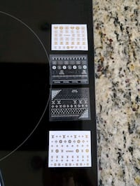Designer nail stickers 2 for $5 Springfield, 22150