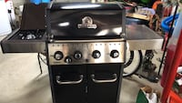 Gas grill hardly used like new Elizabethtown, 17022